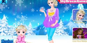 Elsa's Having A Baby