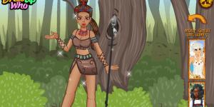 Aztec Princess Dress Up