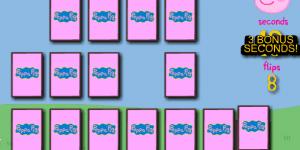 Hra - Peppa Pig Memo