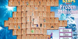 Hra - Frozen Mahjong
