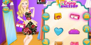 Barbie Prom Dress Design