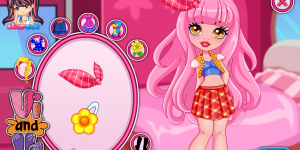 Roxxi Dress Up Game