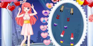 Valentine Cuties DressUp