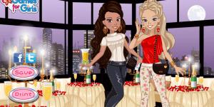 Hra - Zoe & Lily: Valentine's Day Date