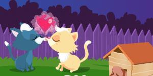 Hra - Kitty Smooch
