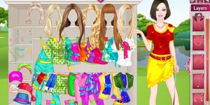 Hra - Barbie Golf Fashionista