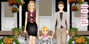 Family Dress Up