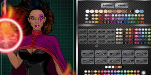 X-Girl Scene Maker