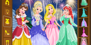 Disney Princess Beauty Pageant