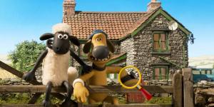 Shaun The Sheep Hidden Numbers