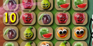 Tuti Fruti Crush Saga