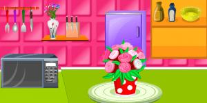 Red Velvet Cupcake Bouquet