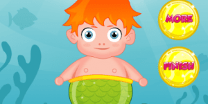 Pregnant Mermaid Baby Care