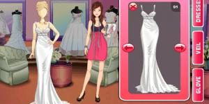 Wedding Dress Stylist