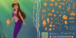 Hra - Mermaid Maker