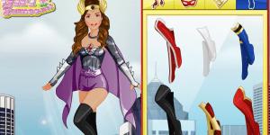 Fashion Studio Superhero Girl