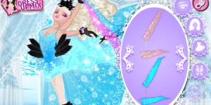 Hra - Elsa Pretty Ballerina