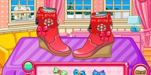 Hra - Desgin Fringe Boots
