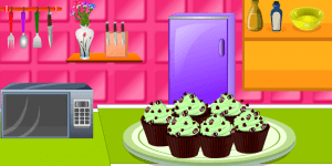 Cupcake Party: Mint Cupcakes