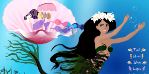 Mermaid Maker Dress Up