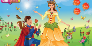 Princess Dress Up 2