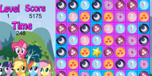 Hra - My Little Pony Cutie Match