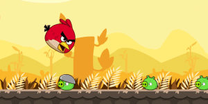 Hra - Angry Birds Bang Bang Bang