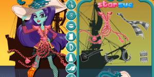 Monster High Vandala Doubloons Dress Up