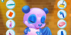 Messy Panda Makeover