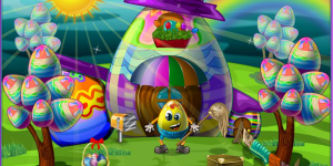 Hra - Easter Egg House Clean Up