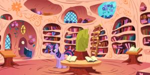 Hra - Explore Ponyville