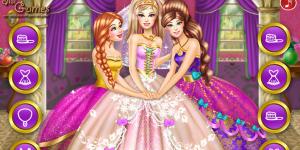 Barbie Princess Wedding 2