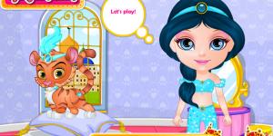 Hra - Baby Barbie My Palace Pets