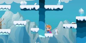 Hra - Frozen Anna Save Elsa 2