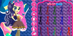Hra - My Little Pony Sweetie Drops Rockin' Style