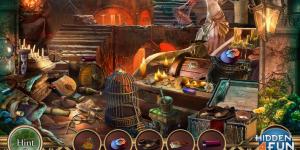 Hra - Sacred Elements: Fire