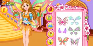 Hra - Disney Winx Princess Club