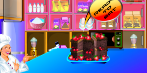 Make Chocolate Cake With Chef Sara