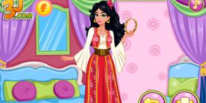 Design Esmeralda's Gipsy Outfit