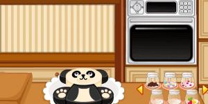 Hra - Cooking Frenzy Panda Cake