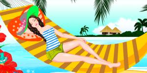 Summer Hammock Dream