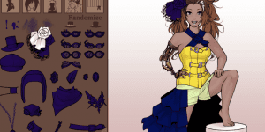 Create And Dress Up A Steampunk Character
