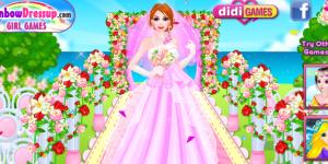 Hra - Pregnant Bride