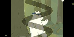 Hra - We Bare Bears Free Fur All