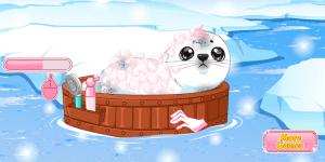 Pet Stars: Baby Seal