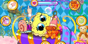Hra - Spongebob & Patrick Babies