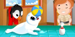 Hra - Kids Zoo Pole