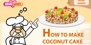 How To Make Coconut Cake
