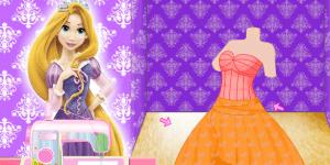 Rapunzel Dream Dress