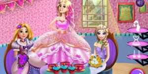 Bridesmaids Magic Tea Party